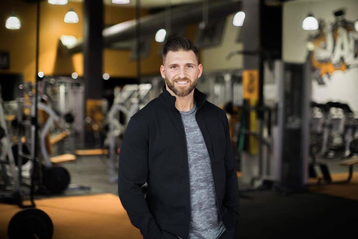 Justin Draper Personal Trainer