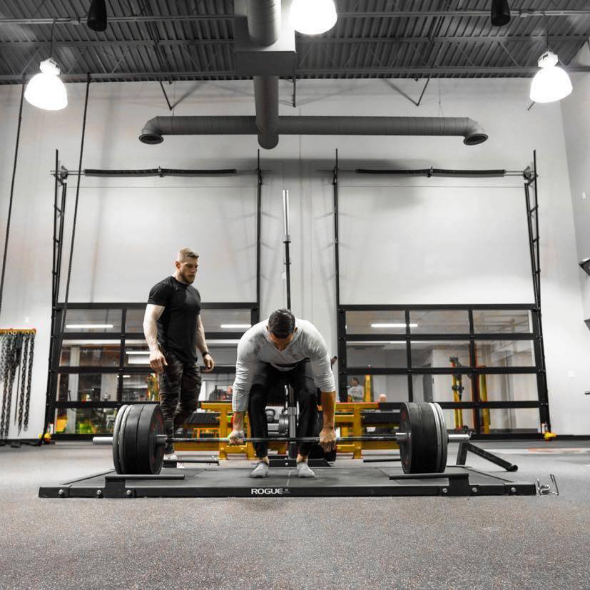 Justin Draper Fitness Lifestyle Coach