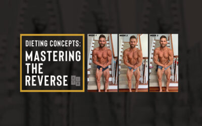 Dieting Concepts: Mastering The Reverse